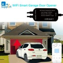 Door-Opener WIFI Garage Smart Ewelink Google-Assistant Voice-Control Echo Smart-Rolling-Shutter