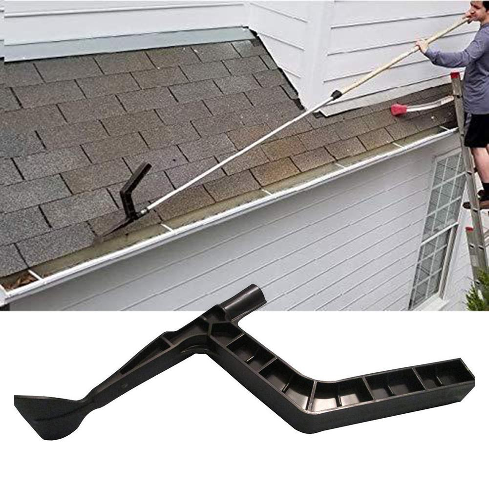 1pcs Gutter Tool Gutter Cleaning Spoon Scoop Behind Skylights Roof  Structures Cleaning Scoop For Home Garden Hole Gutter Clean|Cleaning Tools|  - AliExpress