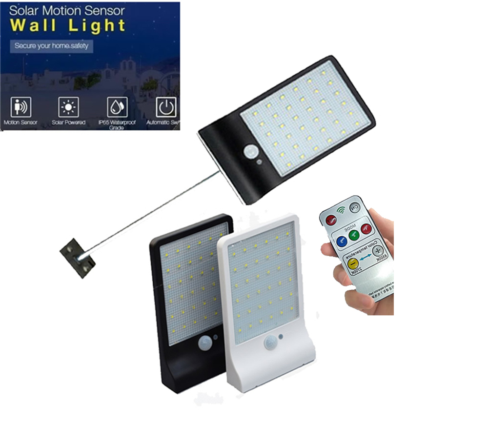 Solar Retro Streetlight 48 LED Waterproof Flame Flickering Landscape Garden LampTorch Light Auto-recharging Modern Outdoor Lamp