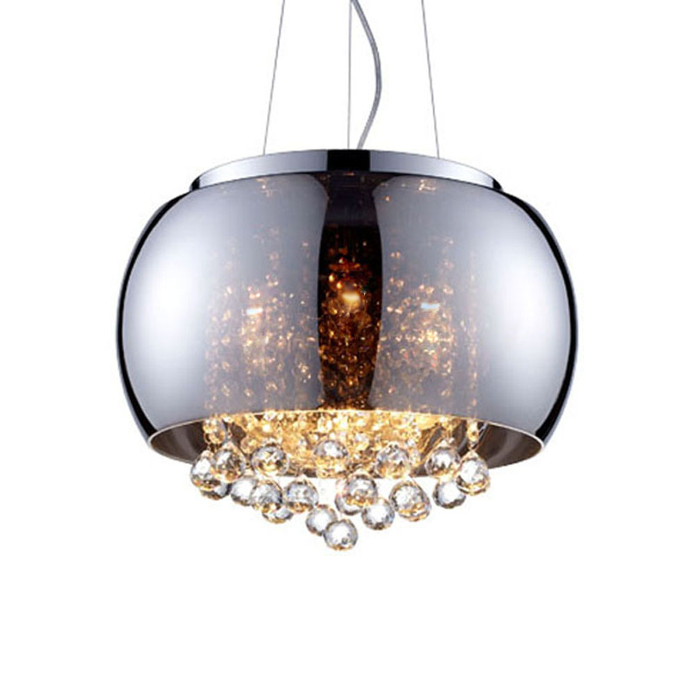 Modern Pendant Ceiling Lamps Led Crystal Hanging Lights Lamparas De Techo Colgante Moderna Cristal Lustres Pendente Luminaire