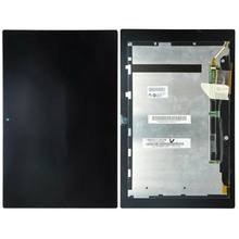 "10.1"" LCD Display Monitor Screen Touch Screen panel Glass digitizer Assembly for sony Xperia Tablet Z Z1 SGP311 SGP312 SGP321(China)"