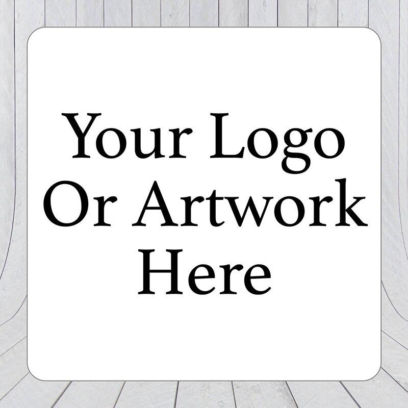 Custom Rectangle Stickers - Custom Labels - Rectangle Labels - Custom Clear Stickers - Custom Stickers - Logo Stickers