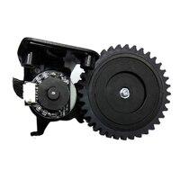 Substituição da roda esquerda para ilife v5s v5 x5 v3s v3 v3l aspirador de pó peças|Peças p/ aspirador de pó|   -