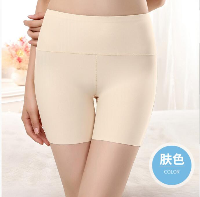 Sexy Safety Shorts Women Under Skirt Shorts  Female Soft Short Tights Breathable Seamless Underwear High  Waist Panty