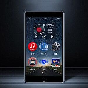 Image 2 - RUIZU H1 フルタッチスクリーン MP3 プレーヤー Bluetooth 8 ギガバイトの音楽プレーヤー内蔵スピーカーサポート FM ラジオ録音ビデオ電子書籍