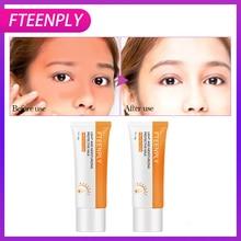 2PCS FTEENPLY Facial Body Sunscreen Cream Sun Screen Whitening  Anti-Aging Oil-control Moisturizing Protetor Solar