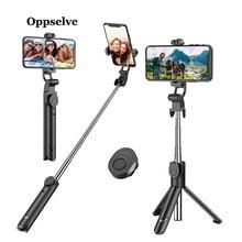 Controle Sem Fio Bluetooth Selfie Vara Tripé Portátil Monopé Handheld Selfie Vara Para iPhone Samsung Xiaomi Selfiestick