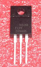 10 ピース/ロット 20N60C3 FCPF20N60 20N60 P20NM60FP の輸入は、 lcd TO 220F 在庫