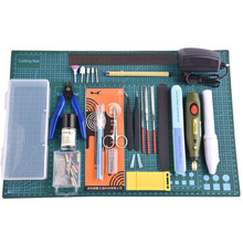 Modelling Tools Set Model DIY Hobby Accessories Cutting Mat Self Heali