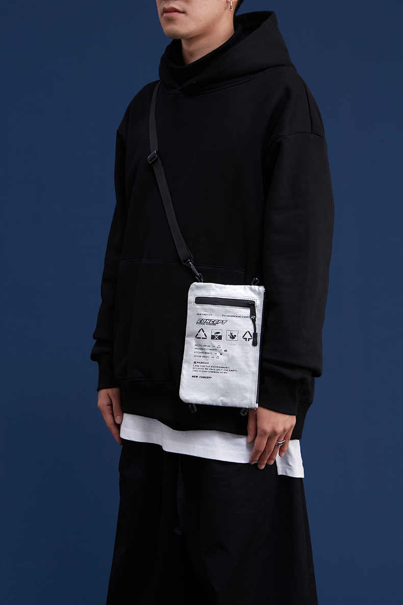 shoulder bag streetwear