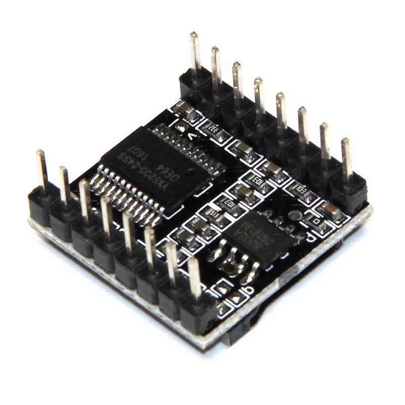 Neues U-Disk-Mini-MP3-DFPlayer-Player-Modul Sprachmodul für Arduino für  HRSPF
