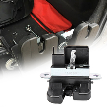 1 adet bagaj kapağı bagaj bagaj kapağı kilidi mandalı VW Golf MK6 Passat B6 koltuk Leon 1K6827505D araba aksesuarları