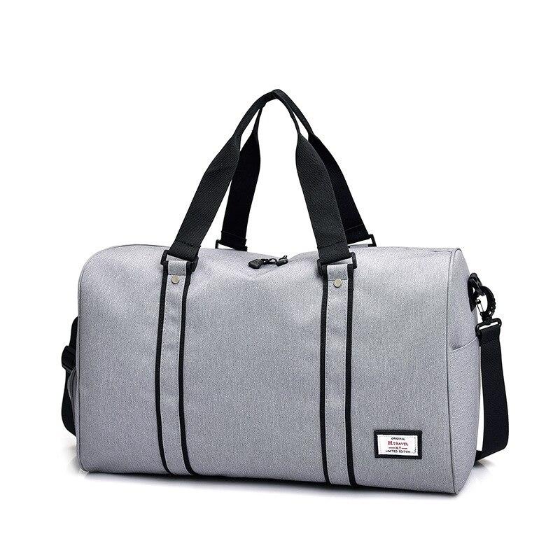 Нейлон Водонепроницаемый Дорожная сумка Спорт на открытом воздухе, фитнес сумка на одно плечо, сумка для Бизнес путешествие сумка для