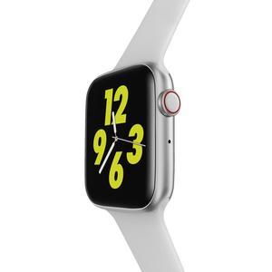 Image 2 - Smart Horloge Serie 4 Mannen Vrouwen Iwo 8 Lite Iwo 10 Hartslagmeter Call Bericht Herinnering Voor Android Apple pk P68 A1 Smartwatch