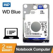 WD Blue 1TB 2.5 inç SATA 3 disko duro dahili diz üstü bilgisayar hdd wd mavi sabit Disk sürücü dizüstü