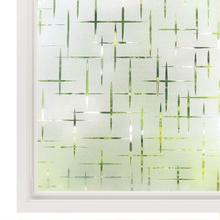 Window-Film Frosted Privacy Decorative Glass Self-Adhesive Static-Cling White LUCKYYJ