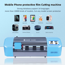Hydrogel-Film Sticker-Tools Auto-Cutting-Machine Sunshine iPhone iPad for Samsung Front-Back