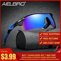 2020 neue Angeln Gläser Polarisierte Männer Frauen Fahren Brille Reiten Sonnenbrillen Outdoor Sport Brillen gläser für angeln-in Fischerbrillen aus Sport und Unterhaltung bei