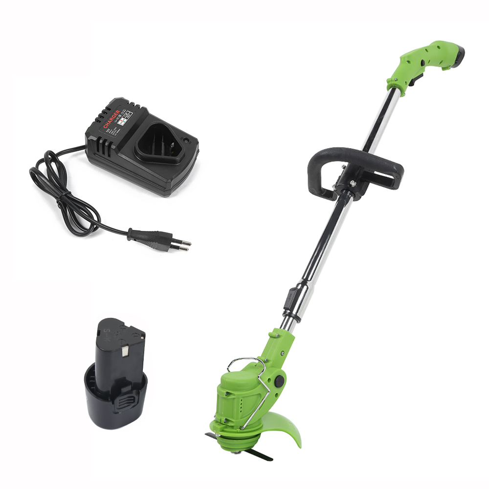 Multi-Functional Household Lawn Mower Lithium Electric Cordless Grass Trimmer Adjustable Handles Garden Lawn Grass Mower