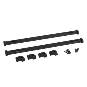 Image 5 - RC Roof Rack Luggage Carrier with LED Light for Axial SCX10 SCX10 II D90 Redcat GEN8 Traxxas TRX4 tamiya CC01 1/10 RC Crawler