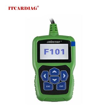 OBDSTAR F101 For TOYOTA Immo (G) Reset Key Programming Tool For 4D 72 Chip Immobilizer Reset Update By TF Card image