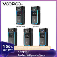 Original VOOPOO X217 boîte Mod 217W Vape Mod nous gène puce puissance par 18650 20700 21700 batterie VOOPOO Mod Vs glisser 2/Shogun/Luxe Mod