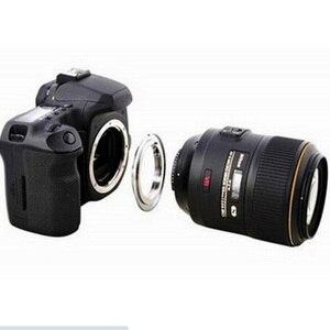 Image 4 - AF Xác Nhận Với Chip Cho Nikon F (Không Ai, Ai, AIS) bộ Chuyển Đổi Ống Kính Để Dành Cho Canon EOS Ai EOS 500D 600D 50D 60D 5D2 6D 550D