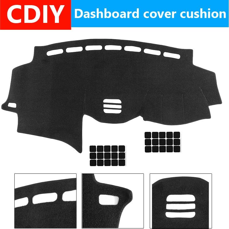 Car Dashmat Dashboard Mat Dash Board Cover Anti Slip Pad for LEXUS RX 300 330  350 2004 2009 for