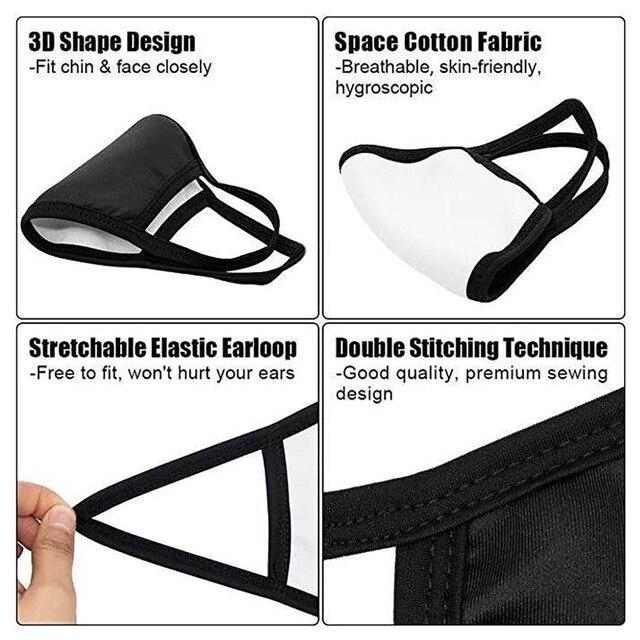 3/6pcs covers reusable dustproof c
