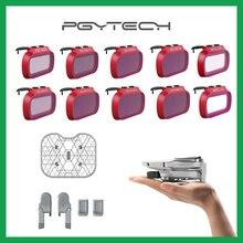 PGYTECH Mavic Мини профессиональный набор фильтров для объектива ND ND-PL посадочная передача Защитная клетка для DJI Mavic Mini Drone аксессуары
