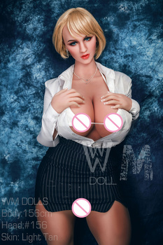 WMDOLL 156cm Realistic Silicone Sex Dolls Real Adult Toys Big Breast Lifelike Love Doll For Men