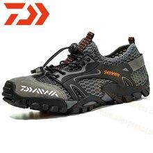 Daiwa – chaussures de pêche pour hommes et femmes, pataugeoire d'extérieur, d'escalade, de Surf, à séchage rapide, nouvelle collection Size39-50