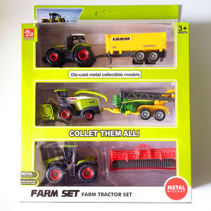 Image 3 - Hot Sale Agrimotor Farm Tractors, Planter Trailers Model Toys, Free Cost Effective Worldwide Shipping, Faster Cheaper Top Market