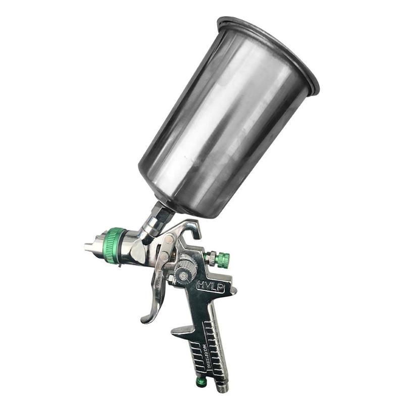 Environmentally Friendly HVLP Painting Sprayer Car Furniture 2.5mm Nozzle Spray Gun
