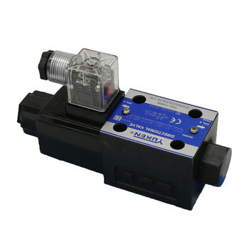 Yuken hydraulic valve solenoid directional valve DSG-01-2B2 hydraulic use electric valve Nominal diameter 6 (mm) Cast iron 20y 60 22121 rotary swing solenoid valve for komatsu pc200 6 pc 6 6d95 excavator