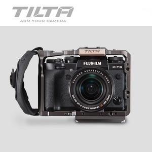 Image 2 - TILTA DSLR Camera Cage for Fujifilm XT3 X T3 and X T2 Camera Handle Grip fujifilm xt3 Cage Accessories VS SmallRig