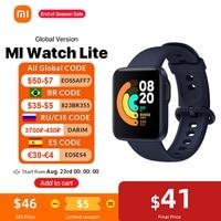 Globale Version Xiaomi Mi Uhr Lite GPS Smartwatch 1.4