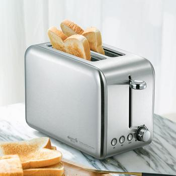 Deerma Bread Baking Machine Electric Toaster Household Automatic Breakfast Toast Sandwich Maker Reheat Kitchen Grill Oven 3