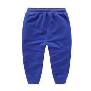 Image 3 - Pantalones cálidos de algodón para Otoño e Invierno para niños, ropa de fiesta para adolescentes, cómodos Pantalones suaves para niños, leggings de disfraz para niños