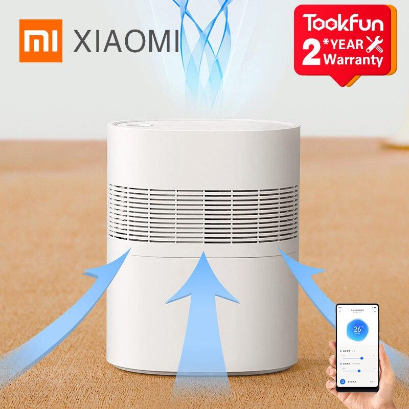 XIAOMI MIJIA evaporatif nemlendirici ev 2.2L aromaterapi difüzör Mist Maker makinesi hava temizleyici sönümleyici akıllı WIFI APP