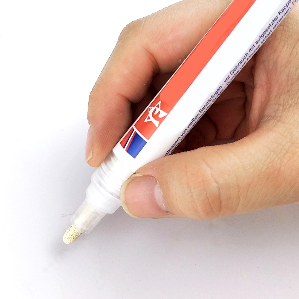 Professional Portable Tile Repair Grout Pen Anti Mould Renew Home Kitchen Tiling Instant Bathroom Fast Drying Marker