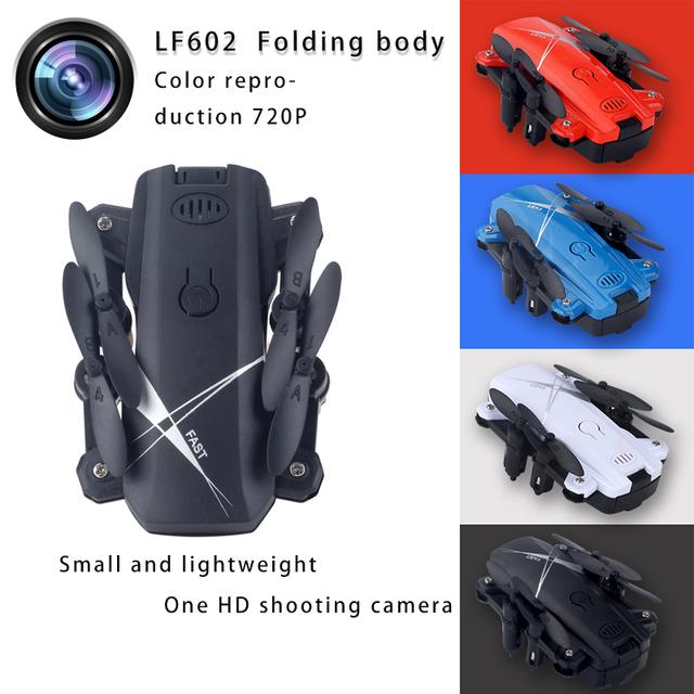 LF602 Mini Drone With Wifi Hd Camera