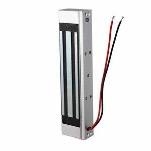 Image 5 - Electronic Door Lock Electric Magnetic Lock Gate Opener Suction Holding Force Electromagnetic for Access Control System Various