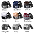 Набор для ремонта кожи на автомобильное сиденье, обновленный или сменный цвет, виниловый, для дивана, с отверстиями, царапинами, трещинами, в...