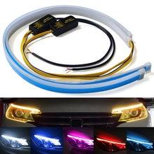 2 шт автомобильный светильник s СИД drl светодиодные противотуманные