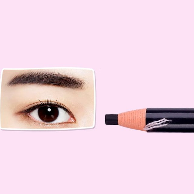 5 colors Eyebrow Pencil With Tearing Thread Long-lasting Natural Brow Pencil Cosmetics Brow Eye Liner Make Up Tool