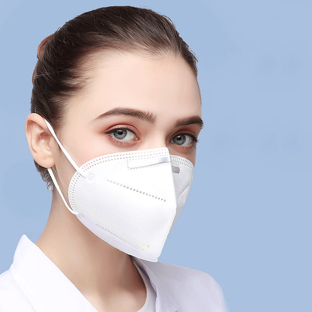10/20/30/50/100pcs KN95 FFP2 Masks Filter Face Mouth Mask Anti Fog for Personal Protect Home Mask In Stock wholesale price 1