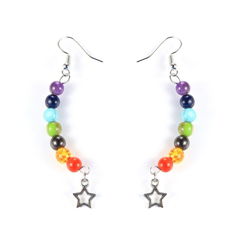 0138 6mm Beads Star