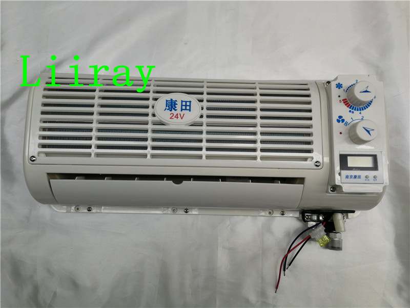 54CM LONG AUTO AC EVAPORATOR UNIT FOR TRUCK HARVESTER EXCAVATOR MIXER TRUCK ENGINEERING VEHICLE TO MODIFY AIR CONDITIONER image