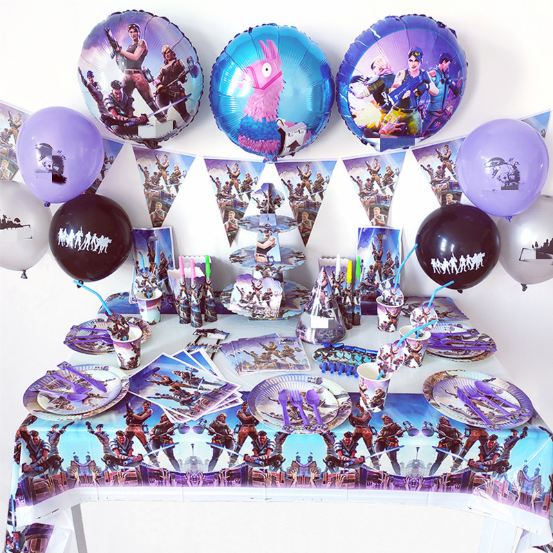 Christmas New Year Party Decorations Range Banner Balloons Napkins Games Topper